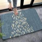 入戶進門墊生間吸水腳墊家用大門口防滑簡約現代門廳地毯 快速出貨 YYP