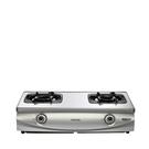 (無安裝)櫻花雙口台爐(與G-5900S同款)瓦斯爐桶裝瓦斯G-5900SL-X
