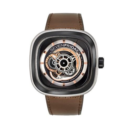 【SEVENFRIDAY】P2B 瑞士品牌自動上鍊機械腕錶