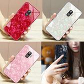 三星s9手機殼s8仙女玻璃女款plus硅膠套