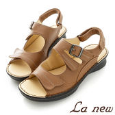 【La new outlet】 雙密度PU氣墊涼鞋-女219065218