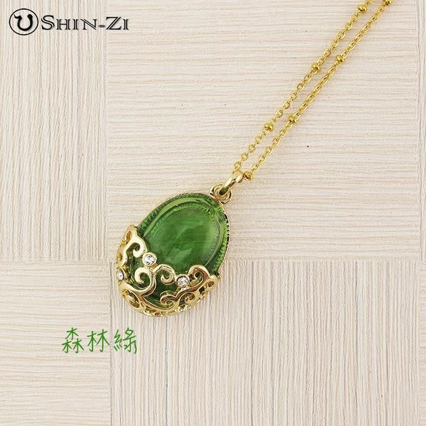 手工飾品項鍊,琉璃項鍊,精油項鍊,免塞式項鍊,琉璃精油瓶項鍊,琉璃珠項鍊,飾品項鍊