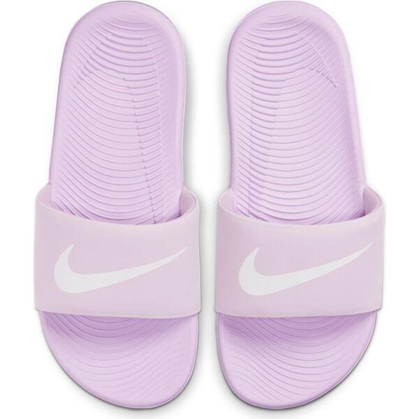 NIKE系列-KAWA SLIDE小童款粉色運動拖鞋-NO.819352501