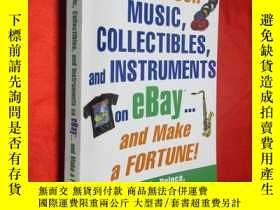 二手書博民逛書店How罕見to Sell Music, Collectibles