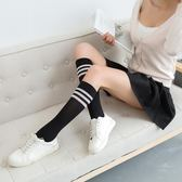 中筒白色絲襪女薄款襪子女中筒襪韓版學院風日系顯瘦學生潮及膝襪 芭蕾朵朵