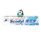 速可淨 3效合1 透明牙膏(膠) 160g#麗汝齒 Scodyl