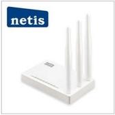 新竹【超人3C】netis WF2409E 白極光 無線寬頻分享器 300MB 3支5dBi天線 訊號覆蓋廣
