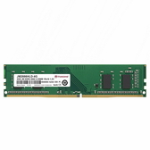【綠蔭-免運】創見JetRam DDR4-2666 4G 桌上型記憶體 JM2666HLD-4G