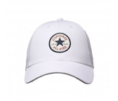 CONVERSE-棒球帽 白-NO.10008476-A02