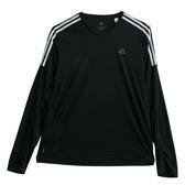 Adidas RUN 3S LS M  長袖上衣 CZ8097 男 健身 透氣 運動 休閒 新款 流行