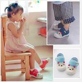 鞋6-12個月女學步鞋1-2男鞋子0-1歲布鞋軟底   居家物語