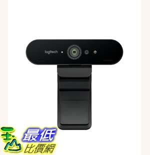 [7美國直購] 攝像頭 Logitech BRIO – Ultra HD Webcam for Video Conferencing, Recording, and Streaming