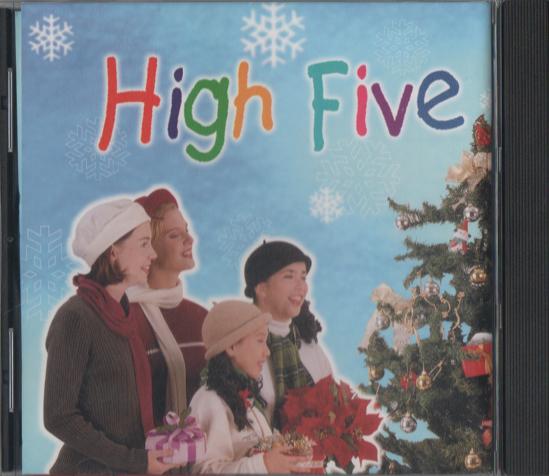 High Five For Christmas 聖誕曲(CD)