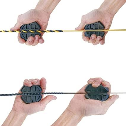 Ninja Fish Tape 【日本代購】30米通線圈附帶可變頂端附件帶收納盒通線專用工具