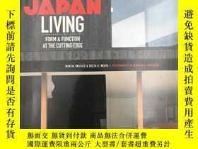 二手書博民逛書店Japan罕見Living: Form & Function a