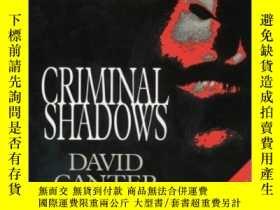 二手書博民逛書店Criminal罕見ShadowsY255562 David Canter Harpercollins Pub
