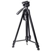 單反三腳架 微單照相機支架便攜手機直播支架自拍三角架 BF13089『男神港灣』