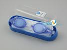 *日光部屋* arena (公司貨)/AGL-300E-BLU 寬視野/貼合/舒適好游泳鏡