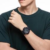 小米有品輕派戶外雙顯電子表運動男女學生防水情侶多功能時尚手表 新品