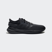 ADIDAS CF QTFLEX [B43757] 女鞋 運動 慢跑 休閒 緩震 舒適 輕量 愛迪達 黑