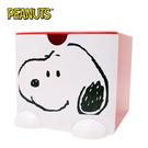 紅色款【日本正版】史努比 疊疊樂 抽屜盒 L號 抽屜 收納盒 桌面收納 Snoopy PEANUTS - 294265