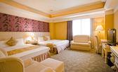台中麗加園邸酒店飯店 -四人房住宿券(含早餐)