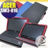【Ezstick】ACER Switch 10 E SW3-016 系列 平板專用皮套(可裝鍵盤旋轉款式)