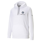 Puma BMW 男款 白色 連帽上衣 棉質 運動 休閒 保暖 長厚連帽 T恤 53101702