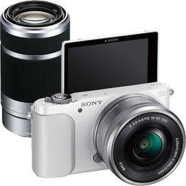 SONY NEX-3NY 16-50+55-210mm雙鏡組 ★贈電池(共2顆)+16G卡+座充+保護貼+清潔組+讀卡機 NEX-3N