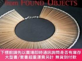 二手書博民逛書店Fabulous罕見Jewelry From Found ObjectsY255174 Marthe Le V
