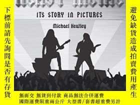 二手書博民逛書店Heavy罕見Metal-重金屬Y436638 Michael Heatley Chartwell Books