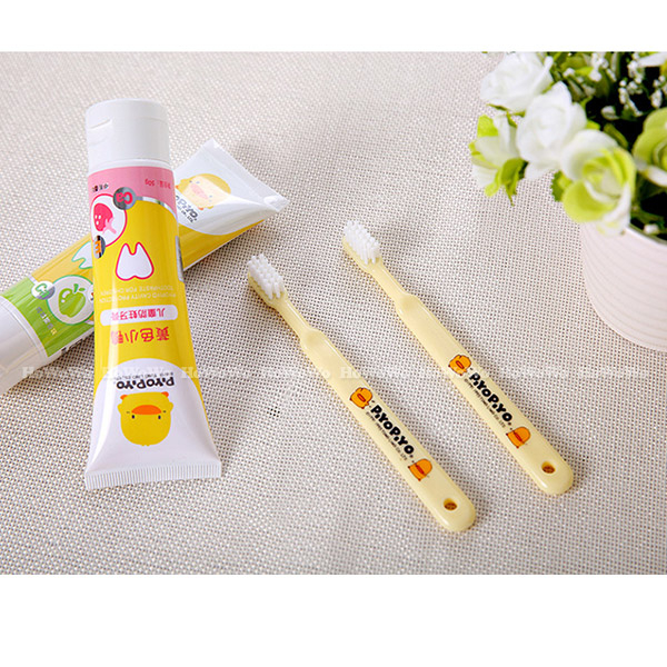 黃色小鴨 PiyoPiyo 牙刷 幼童用牙刷 (18~36個月適用) 83098 好娃娃