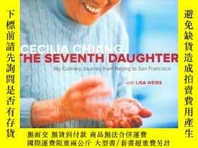 二手書博民逛書店The罕見Seventh DaughterY256260 Cecilia Chiang Ten Speed P