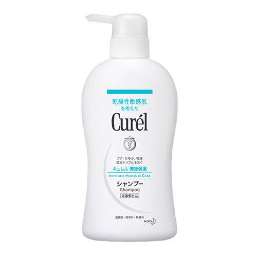 Curel珂潤 溫和潔淨洗髮精420ml【康是美】