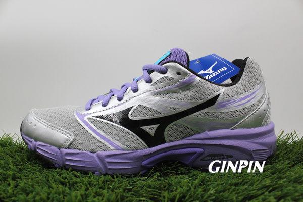 【MIZUNO】美津濃 EMPOWER 2 輕量慢跑鞋 女款 NO.K1GL151025