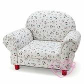 小花花日本精品♥Hello Kitty坐姿滿版經典吸手指圖案防水皮革沙發日本限量沙發
