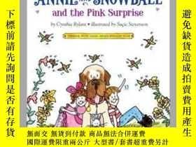 二手書博民逛書店Annie罕見and Snowball and the Pink SurpriseY362136 Photog