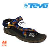 【Teva】男款 HURRICANE XLT 織帶機能運動涼鞋 - 民俗棕 (4156PNVY)【全方位運動戶外館】