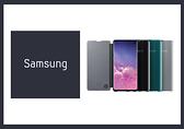 SAMSUNG Galaxy S10 Clear View 原廠全透視感應皮套(台灣公司貨-盒裝)