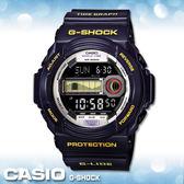 CASIO手錶專賣店 卡西歐 G-Shock GLX-150B-3D 6D G-LIDE 電子錶 大錶徑 潮汐 碼錶 橡膠錶帶