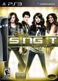 PS3  Disney Sing It Party Hits with Microphon