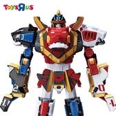 玩具反斗城 機甲超獸王 GM 雷霆獅王