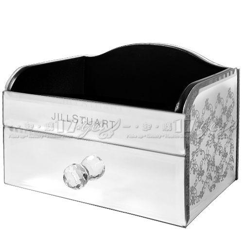 JILL STUART 蕾絲花漾水晶化妝箱
