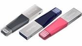 【台灣代理商公司貨】SanDisk iXPAND Mini APPLE OTG USB 128Gb 3.0隨身碟 適用 iPhone iPad SDIX40N-128G