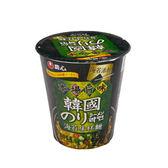 農心海苔杯麵 65g【愛買】