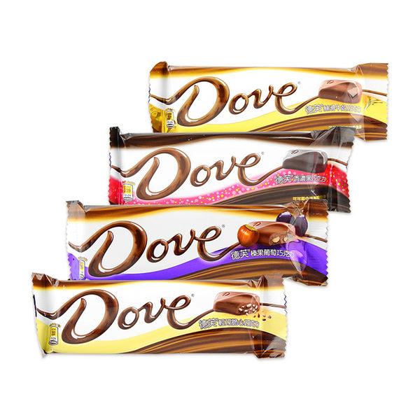 Dove 德芙 巧克力 43g ◆ 86小舖 ◆