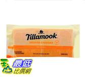 [COSCO代購] W167917 Tillamook 中度熟成切乾酪片 907公克 X 12包