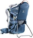 Deuter 【美國代購】優質嬰兒背包托架 健康坐姿 毛絨下巴墊 人體工學