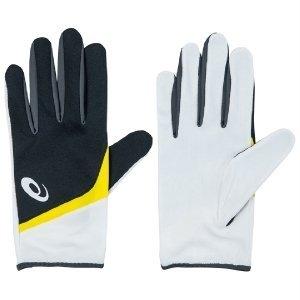 [陽光樂活]ASICS 亞瑟士 田徑商品 配件 / 手套 / 比賽手套XTG224-9004 黑