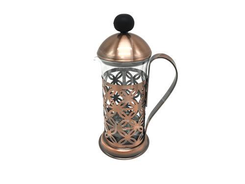 【好市吉居家生活】Junior WH0501 仿古高型濾壓壺 350ml 咖啡壺 泡茶壺 濾茶壺 花茶壺